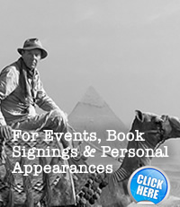 Meet the Author - Come to one of Martin's Events